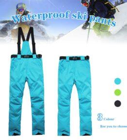 Ski Pants for Men and Women