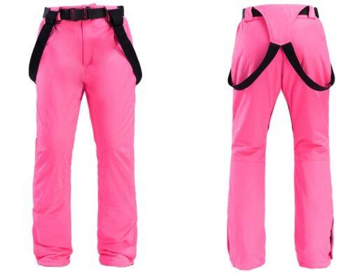 Ski Pants Rose