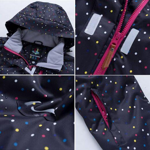 Women Jacket Features
