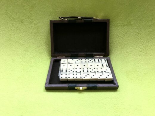 Domino Game Set