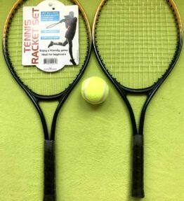 Kids Tennis Racket Set with Ball