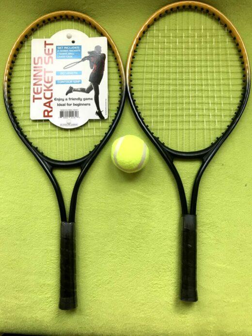 Kids Tennis Racquet Set