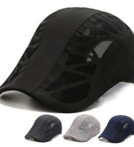 Golf Beret Baseball Cap