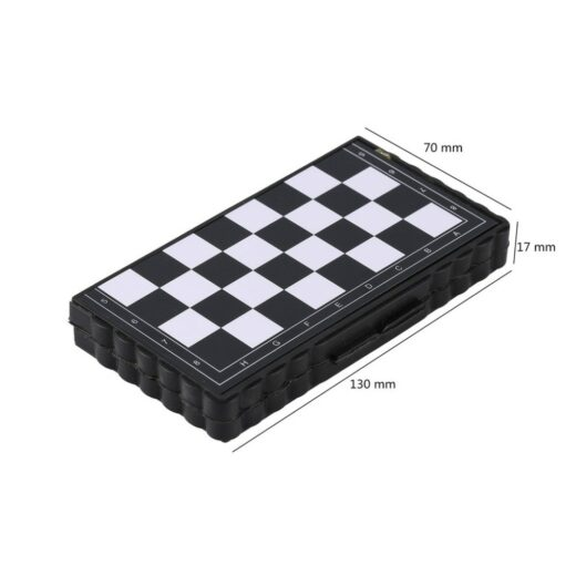 Magnet small chess sizes