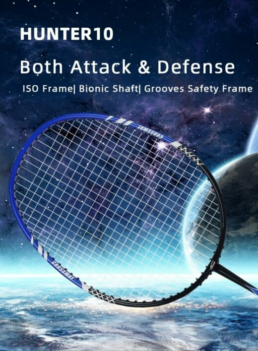 Badminton Racket Both Attack and Defence