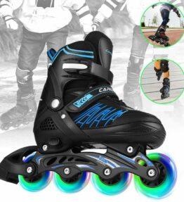 Adjustable Roller Skates for Boys and Girls
