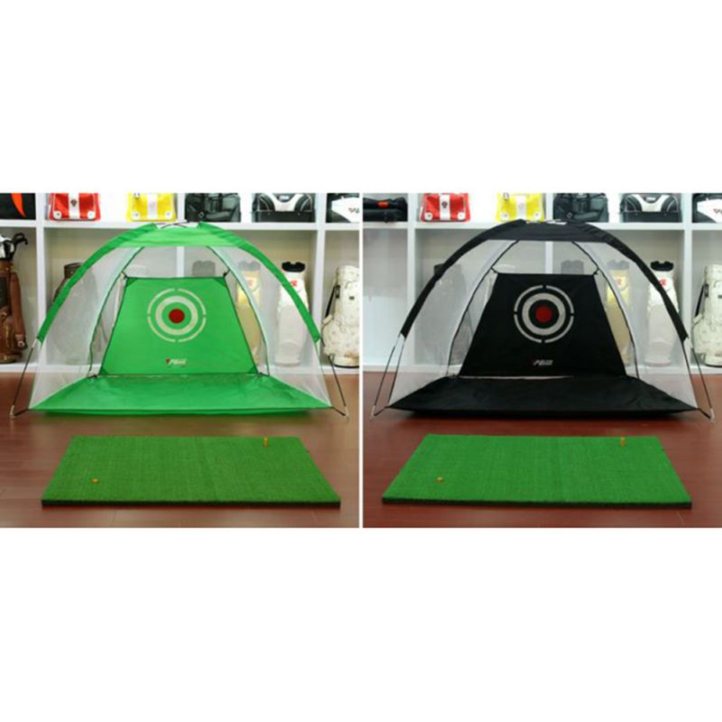 Foldable Golf Hitting Cage 2M Width