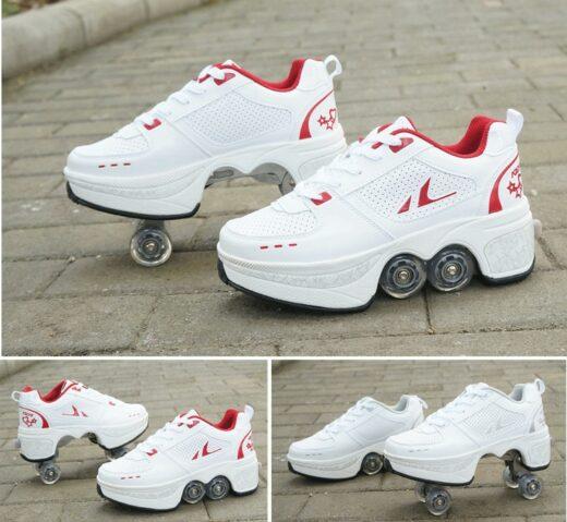 Roller Quad Shoes