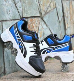 Walk Roller Skates Transformer Shoes