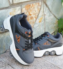 Deformable Sports Roller Skates Shoes