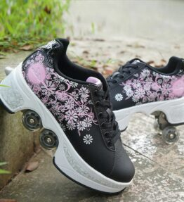 Women Deform Roller Skates