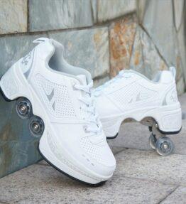 Walk Roller Skates Transformer