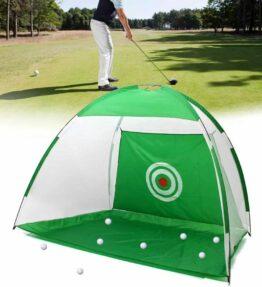 Foldable Golf Hitting Cage