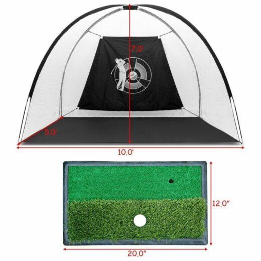 Golf Gage Set Sizes