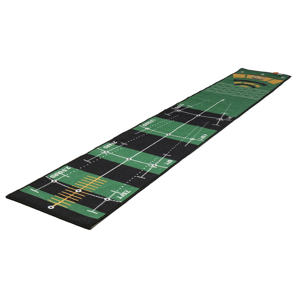 118inch Indoor Training Golf Putting Mat Golf Clubs Golf Training Tools Smooth Practice Putting Carpet For Indoor Home Office
