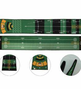 118 Inches Indoor Training Golf Putting Mat