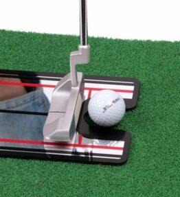 Golf Putting Mirror Alignment Training 12.5x5.7