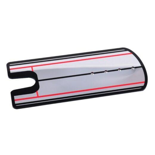 Golf Swing Straight Golf Putting Mirror Alignment Training Aid Swing Eye Line Golf Accessories 32x14.5cm