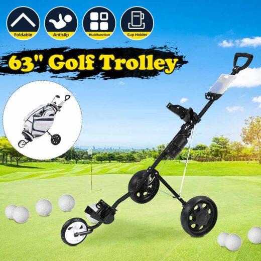 Professional Folding Golf Trolley