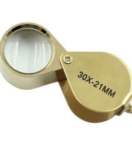 Magnifier Lens 30X 21mm
