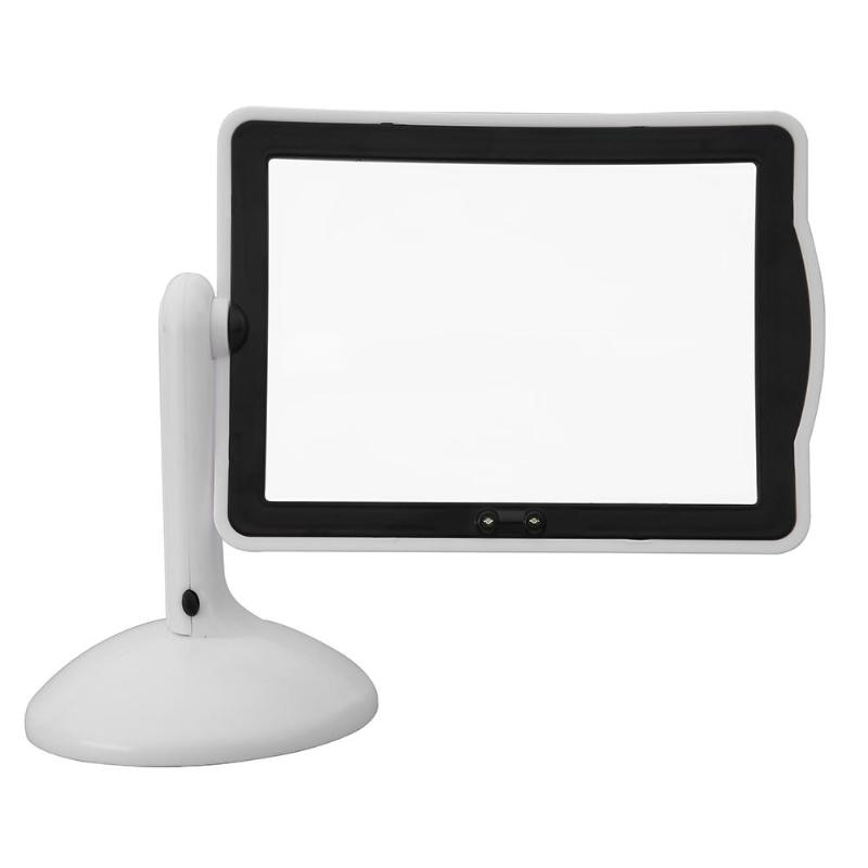 LED Reading Lamp with Magnifying Glass 3X