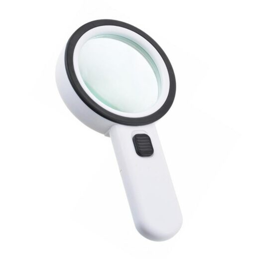 Magnifying Lens with LED light