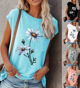 Summer Women's Tee Shirt