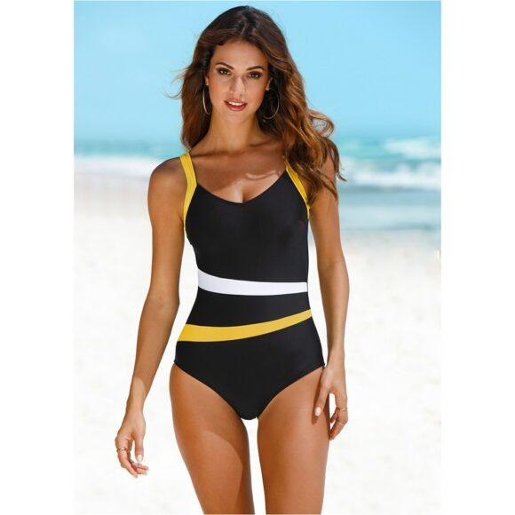 One Piece Classic Sport Swimsuit