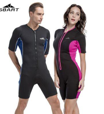 2mm Triathlon Neoprene Wetsuit
